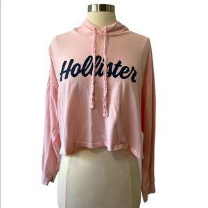 Hollister California Boyfriend  Hooded Tee Size M